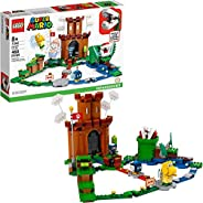 LEGO Super Mario Guarded Fortress Expansion Set 71362 Building Kit; Collectible Playset to Combine with The Su