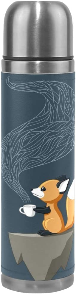 Felix and the bee by Jane Bannon Water Bottle Vacuum Flask Hot /& Cold Fox
