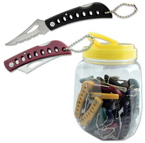 BladesUSA-YK-36AS-Assorted-Knives-In-Pop-Jar-5-Inch-Overall