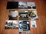 2010 BMW 535i 550i Gran Turismo Owners Manual with Nav. Sec.