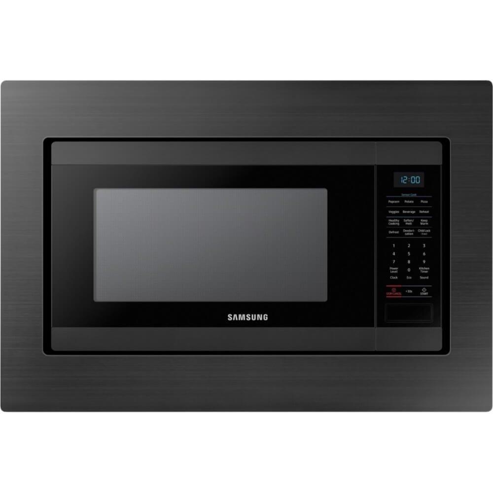 Amazon.com: Samsung ms19 m8020tg 1.9 CU. FT. Black ...
