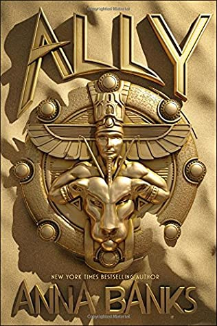 book cover of Ally