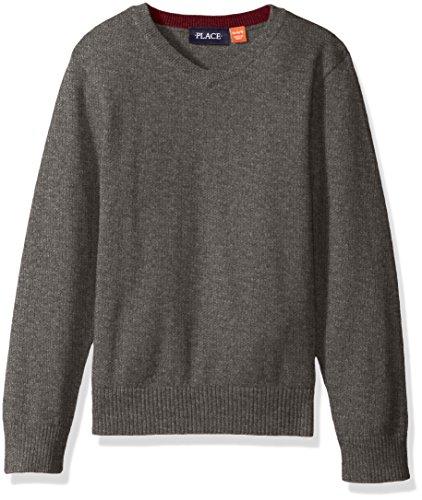 Childrens Place V Neck Pullover Sweater product image