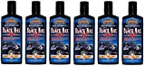 SURF CITY Garage 486 Black Max Vinyl, Rubber and Trim Dressing, 8 oz. (8 oz (pack of 6))