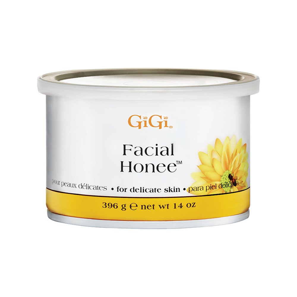 GiGi Facial Honee For Delicate Skin, 14 Ounce