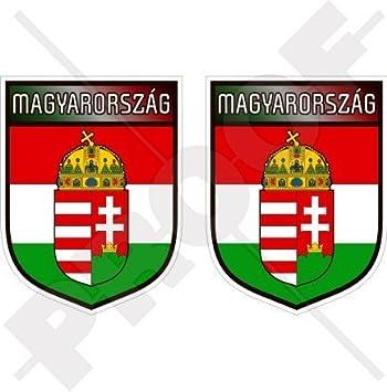6 5 Hungarian Pride Vinyl Decal Car Window Laptop Sticker Hungary Native Gift Car Decals Vinyl Truck Stickers Vinyl Decals