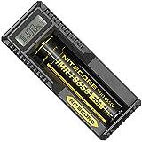 NITECORE  Ladegerät USB, Schwarz, One Size, 127031