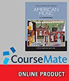 Music App Best Deals - CourseMate for Candelaria's American Music: A Panorama, Concise, 5th Edition