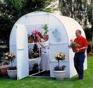 Solexx Gardener's Oasis Greenhouse 8' X 12' X 8' - 5mm