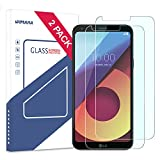 LG Q6 Screen Protector, Wimaha 2 Pack Tempered...