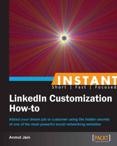 Freepdf Download Instant Linkedin Customization How To Full Epub