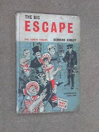 book cover of The Big Escape