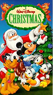 A disney christmas gift vhs players