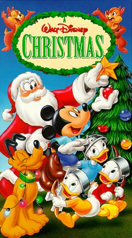 amazoncom walt disney christmas vhs walt disney christmas movies tv