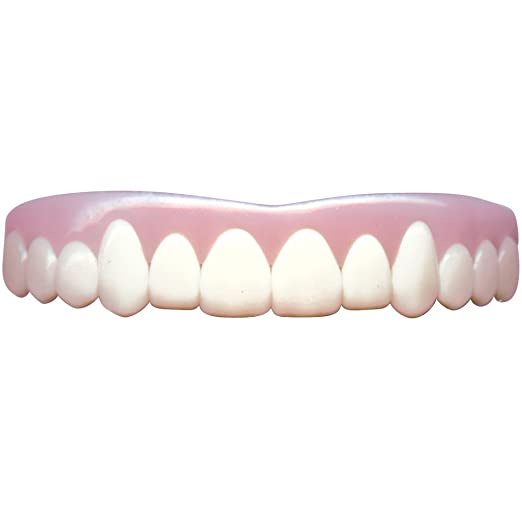 Imako Cosmetic Teeth 1 Pack Uppers Only