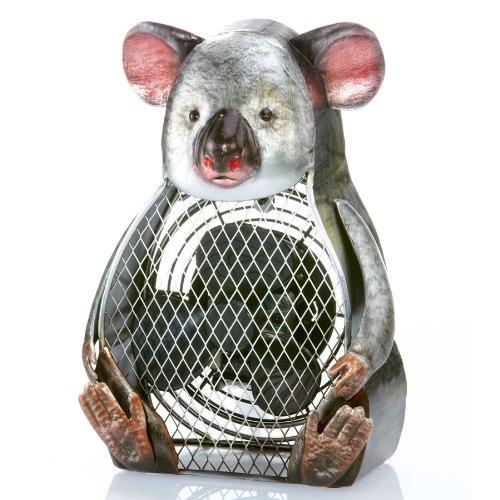 (Deco Breeze Koala Bear Figurine Fan)