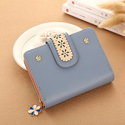 JD Million shop Small Clasp Women Purse Brand Female Wallet Zipper Coin Purse Sweet Carteira Mini