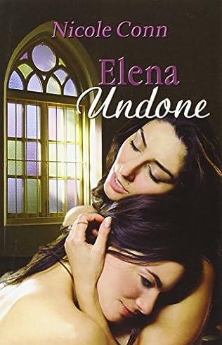 book cover of Elena Undone