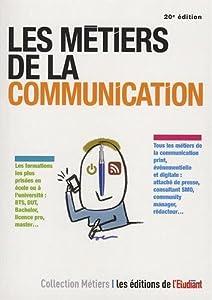 """Afficher """"Les métiers de la communication"""""""