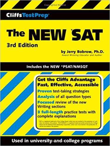 SAT I PSAT (Cliffs Test Prep)