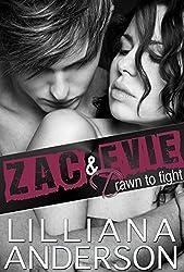 Drawn to Fight: Zac & Evie (English Edition)