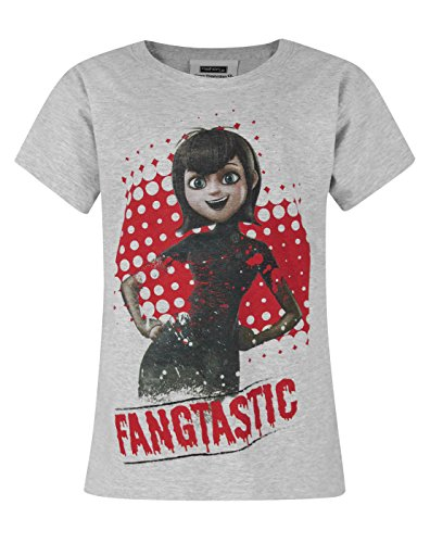 Official Hotel Transylvania Mavis Fangtastic Girl's T-Shirt