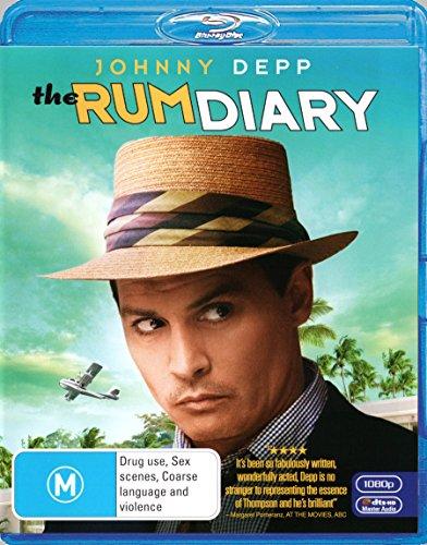 The Rum Diary | NON-USA Format | Region B Import - Australia