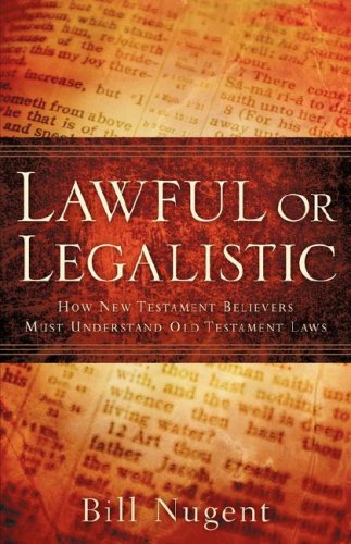 Lawful or Legalistic pdf epub