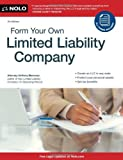 img - for Form Your Own Limited Liability Company by Anthony Mancuso Attorney (2011-10-06) book / textbook / text book