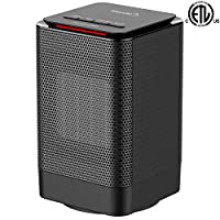 Deals on KLOUDIC Portable Space Heater Oscillating Electric Heater