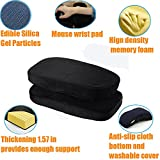 Chair Armrest Pads,Memory Foam Office Chair Arm