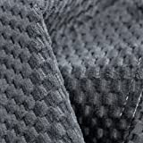 Product review for CordaRoy's Chenille Bean Bag Chair, Charcoal, Full