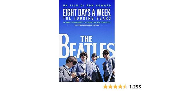 The Beatles - Eight Days A Week (SE) (2 Dvd) [Italia]: Amazon ...