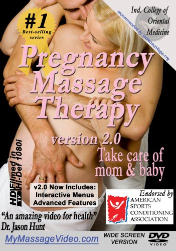 Care French Massage - Pregnancy Massage DVD: Taking care of mother and baby v2.0