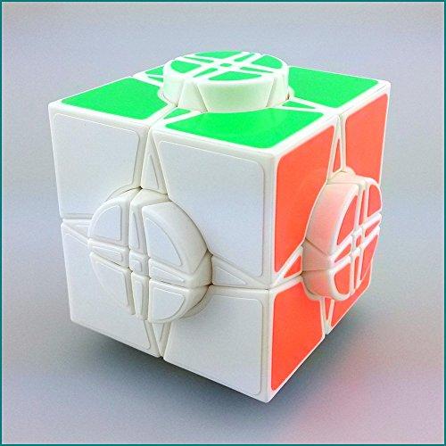 Moyu Timewheel Puzzle Cube 2015 New Yj Moyu Magic Cube White