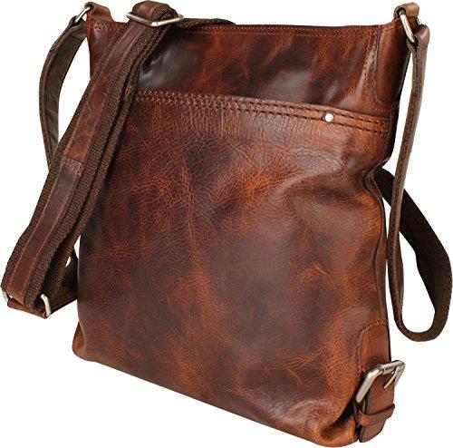 Harolds Saddle borsa a tracolla pelle 29 cm nero 01 nero