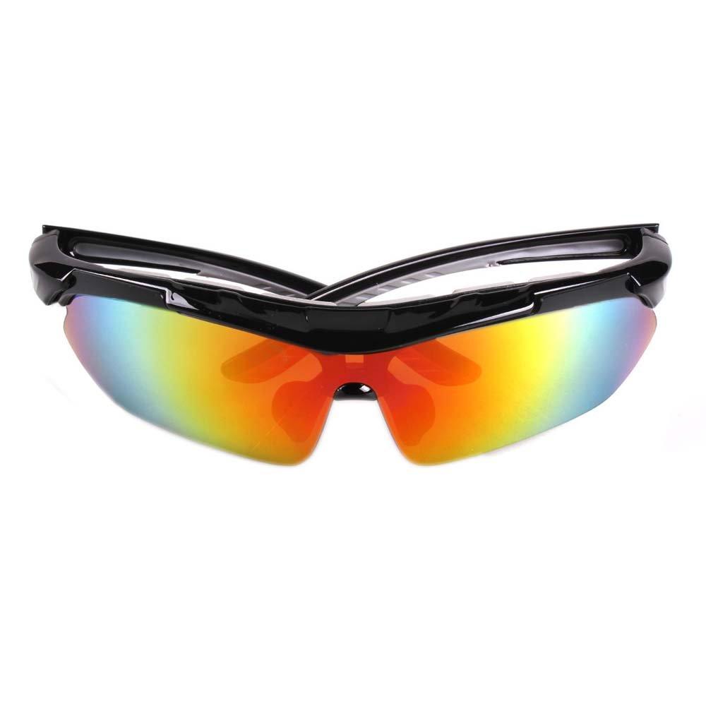 Banglong Outdoor Sports Polarized Sunglasses Glasses Changeable 5 lenses UV400