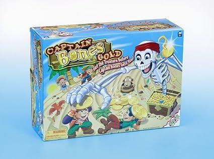Captain Bones Gold Game