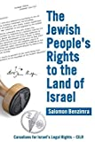 Best Jewish As - The Jewish People's Rights to the Land of Review