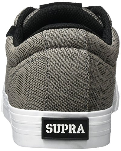 Supra Stacks Vulc Ii Sneaker Grigio / Bianco