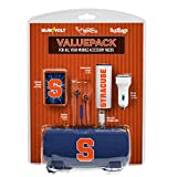 NCAA Syracuse Orange Mobile Accessory Value Pack, , White