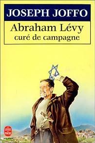 Abraham Lévy, curé de campagne par Joseph Joffo