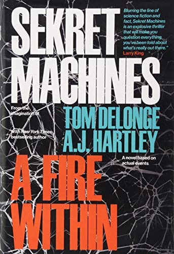 Sekret Machines Book 2: A Fire Within ()