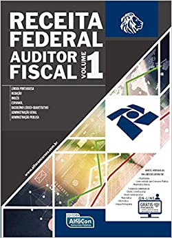 Receita federal - Auditor fiscal - volume 1
