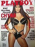 Playboy Magazine - November 2000 - Chyna WWF