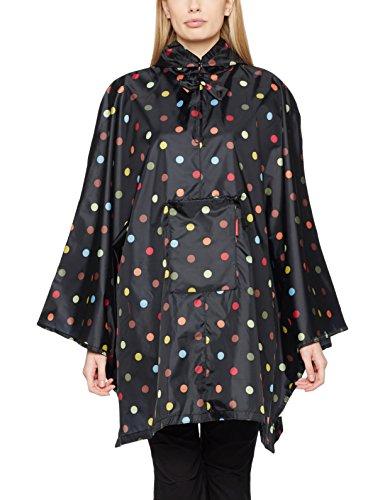 Dots Mini Poncho Reisenthel Maxi Black xZqIXwBcvR