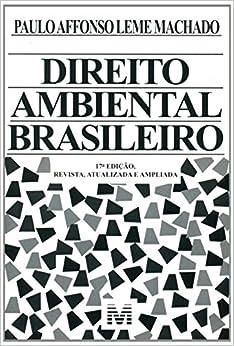 Book Direito Ambiental Brasileiro