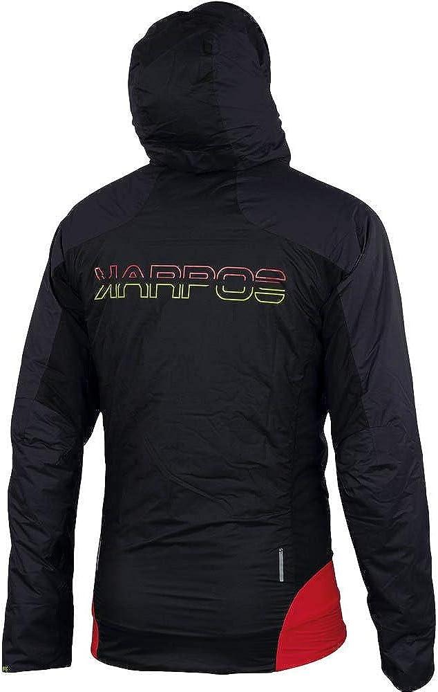 Karpos Vinson Jacket Toreador//Dark Grey//Black