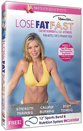 Lose Fat Fast: Cardio Workout & Self-Hypnosis for Accelerated Weight Loss