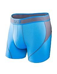 Saxx Mens Kinetic Performance Boxers Underwear